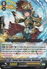 Young Lion Liberator, Romanus - G-BT13/069EN - C