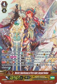 Master Swordsman of First Light, Gurguit Helios - G-BT13/S03EN - SP