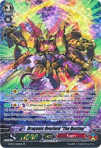 Dragonic Overlord The Destiny - G-BT13/S04EN - SP