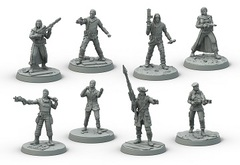 Fallout Survivors Faction Set