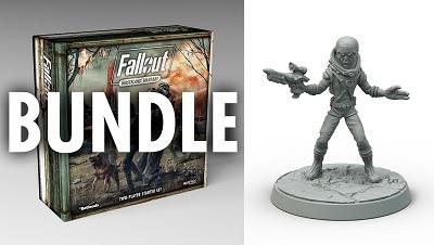 Fallout Wasteland Warfare: Pre-Order Bundle 2