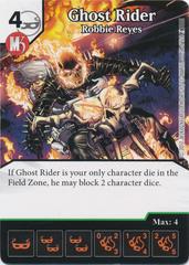 Ghost Rider - Robbie Reyes (Card and Die Combo) Foil