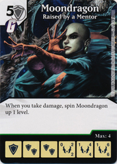 Moondragon - Raised By A Mentor (Card and Die Combo) Foil