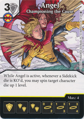 Angel - Championing the Cause (Die and Card Combo)