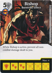 Bishop - Butterfly Effect (Die and Card Combo)