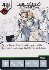 Emma Frost - All That Glitters (Card and Die Combo) Foil