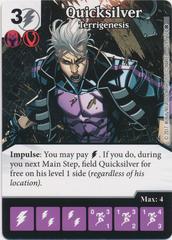 Quicksilver - Terrigenesis (Die and Card Combo)