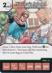 Xaviers School - 1407 Graymalkin Lane (Card and Die Combo) Foil
