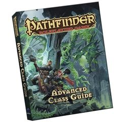Pathfinder Roleplaying Game: Advanced Class Guide - Pocket Edition