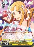 SAO/S51-E001 RR On Stage, Asuna
