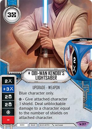 Obi-Wan Kenobis Lightsaber