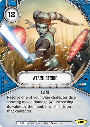 Mint//NM Star Wars Destiny: Saw Gerrera Extremist Leader Legacies SW Fantasy