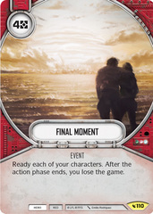 Final Moment