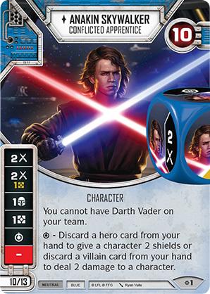 Anakin Skywalker - Conflicted Apprentice