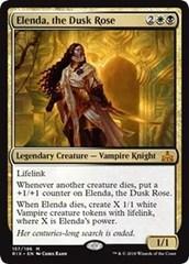 Elenda, the Dusk Rose - Foil