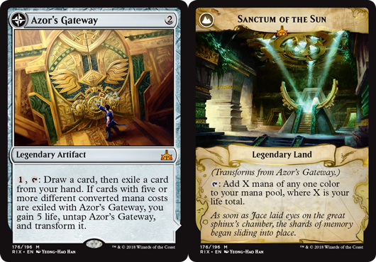 Azors Gateway // Sanctum of the Sun