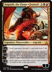 Angrath, the Flame-Chained - Foil on Channel Fireball