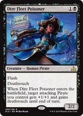 Dire Fleet Poisoner - Foil
