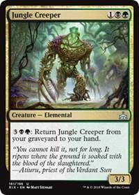Jungle Creeper - Foil