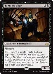 Tomb Robber - Foil