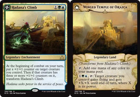 Hadanas Climb // Winged Temple of Orazca