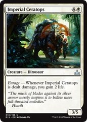 Imperial Ceratops - Foil