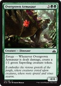 Overgrown Armasaur