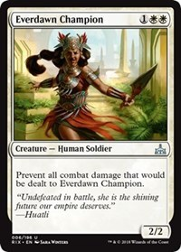 Everdawn Champion - Foil