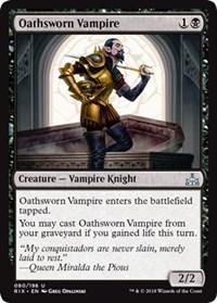 Oathsworn Vampire - Foil