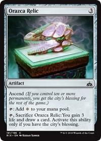 Orazca Relic - Foil
