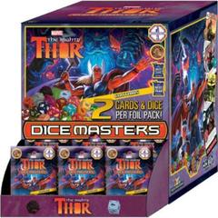 Marvel Dice Masters: The Mighty Thor Gravity Feed Display
