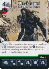 Blackheart - Heart of Darkness (Card Only)