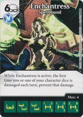 Enchantress - Spellbound (Card Only)