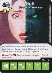 Hulk - Power of Attorney (Card Only)
