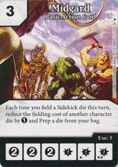 Midgard - Basic Action Card (Card Only)
