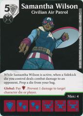 Samantha Wilson - Civilian Air Patro (Card Only)