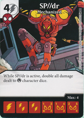 SP//dr - Mechanized (Card Only)