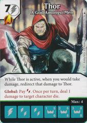 Thor - A God Amongst Men (Card Only)
