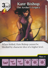 Kate Bishop - The Archer's Legacy (Die and Card Combo)
