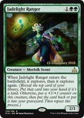 Jadelight Ranger (RIX Prerelease Foil) 13-14 January 2018