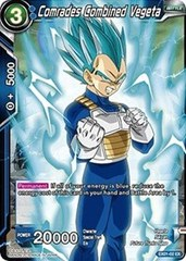 Comrades Combined Vegeta (Foil) - EX01-02 - EX on Channel Fireball