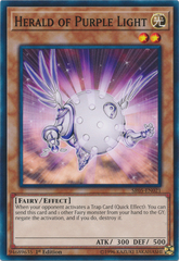 Herald of Purple Light - SR05-EN021 - Common - 1st Edition
