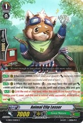 Animal Clip Lesser - G-EB02/058EN - C on Channel Fireball