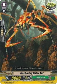 Machining Killer Ant - G-EB02/051EN - C