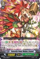 Poinsettia Flower Maiden, Grennel - G-EB02/066EN - C