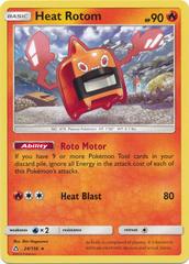 Heat Rotom - 24/156 - Rare