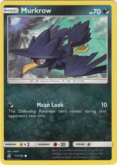 Murkrow - 71/156 - Common
