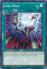 Link Hole - EXFO-EN051 - Common - 1st Edition