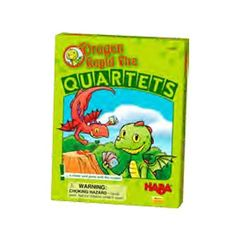 Dragon Rapid Fire: Quartets