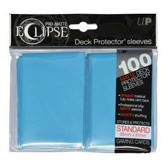 Ultra Pro - Pro Matte Eclipse: Deck Protector 100 Count Pack - Light Blue